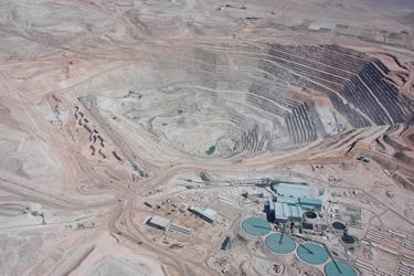 mayores mineras