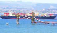 En 9,7% crece movimiento de carga portuaria del Bío Bío