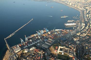 Valparaíso evalúa construir un nuevo muelle que sería de uso exclusivo para cruceros