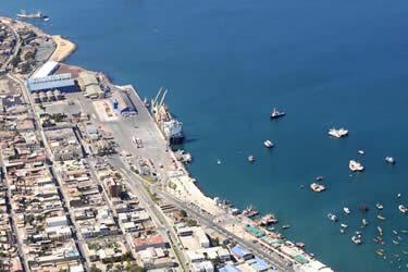 Puerto de Coquimbo recobra su plena capacidad a 15 meses del terremoto y maremoto