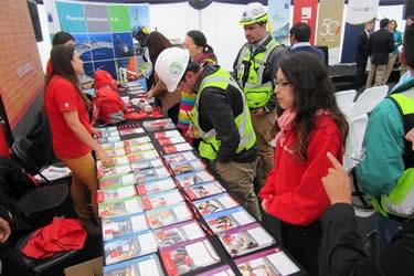 Puerto Ventanas firma convenios para mejorar el acceso a la formación continua de sus trabajadores
